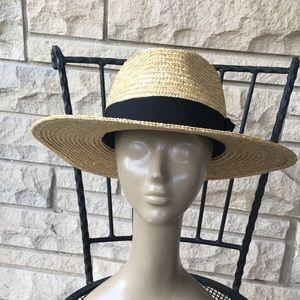 brixton summer straw hat